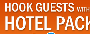 Hook Guests with Attractive Hotel Packages