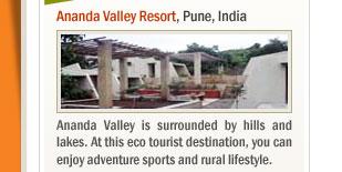 Ananda Valley Resort, Pune, India