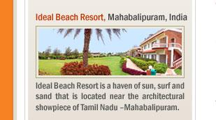 Ideal Beach Resort, Mahabalipuram, India