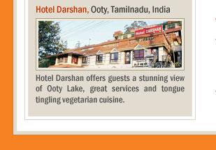 Hotel Darshan, Ooty, Tamilnadu, India