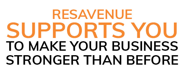 ResAvenue Supports You to Make Your Business Stronger than Before