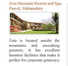 Zoia Mountain Resorts and Spa, Panvel, Maharashtra