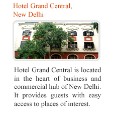 Hotel Grand Central, New Delhi