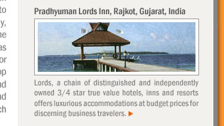 Pradhyuman Lords Inn, Rajkot, Gujarat, India