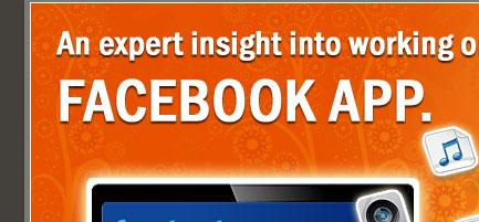 An expert insight into working on a Facebook App.
