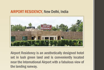 Airport Residency, New Delhi, India