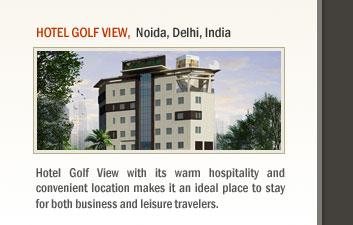 Hotel Golf View,  Noida, Delhi, India