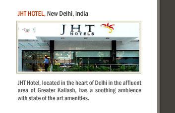 JHT Hotel, New Delhi, India