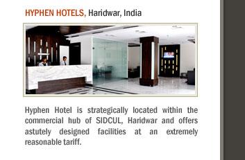 Hyphen Hotels, Haridwar, India