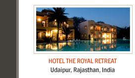 Hotel The Royal Retreat