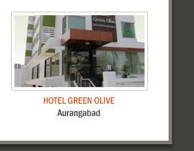 Hotel Green Olive, Aurangabad