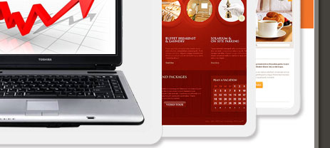 What does your website say about your hotel and how does it affect your conversion rate