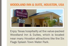 Woodland Inn & Suite, Houston, USA