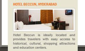Hotel Beccun, Hyderabad