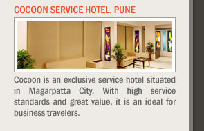 Cocoon Service Hotel, Pune