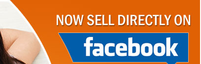 Now Sell Directly on FACEBOOK