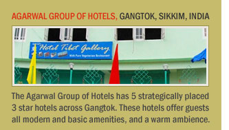 Agarwal Group of Hotels, Gangtok, Sikkim, India