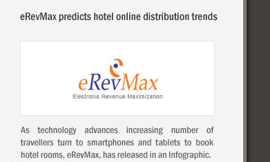 eRevMax predicts hotel online distribution trends