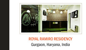 Royal Ramiro Residency