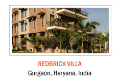 Redbrick Villa