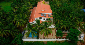 Nimbus Colva Beach Resort & Spa