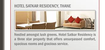 Hotel Satkar Residency, Thane