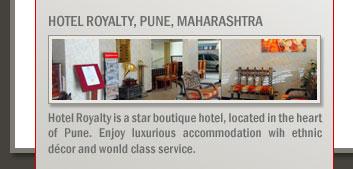 Hotel Royalty, Pune, Maharashtra