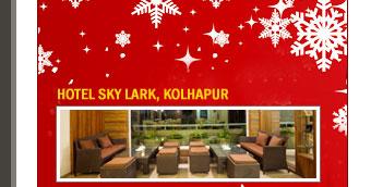 Hotel Sky Lark, Kolhapur