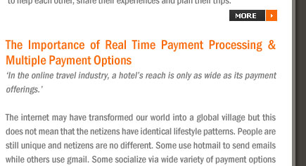 The Importance of Real Time Payment Processing & Multiple Payment Options