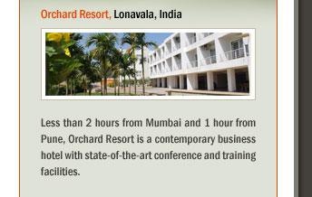 Orchard Resort, Lonavala, India