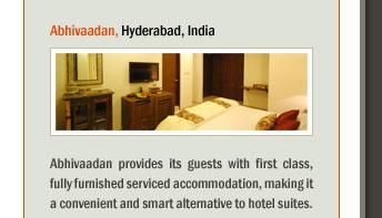 Abhivaadan, Hyderabad, India
