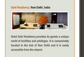 Sohi Residency, New Delhi, India