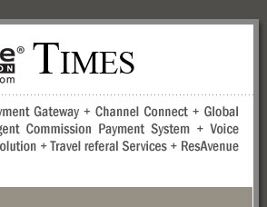 The ResAvenue Times : Your Hotel Website + ResAvenue = Website Booking Engine + Payment Gateway + Channel Connect + Global Distribution System + Internet Distribution System + Global Agent Commission Payment System + Voice Reservation Services + Search Engine Marketing + Virtual Reality Solution + Travel referal Services + ResAvenue PhonePay Solution = 100% Occupancy