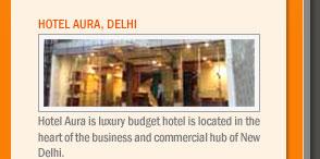 Hotel Aura, Delhi