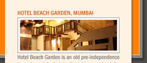 Hotel Beach Garden, Mumbai