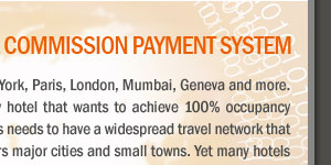 Pay Travel Agents Easily though the Global Commission Payment System