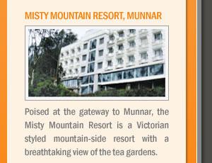 Misty Mountain Resort, Munnar