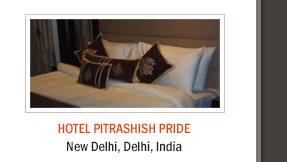 Hotel Pitrashish Pride