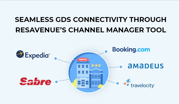Seamless GDS Connectivity through ResAvenue's Channel Manager Tool