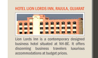 Hotel Lion Lords Inn, Rajula, Gujarat