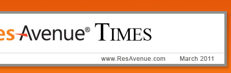 The ResAvenue Times