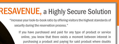 ResAvenue, a Highly Secure Solution