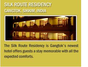 Silk Route Residency, Gangtok, Sikkim, India