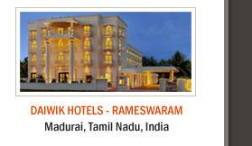 Daiwik Hotels-Rameswaram