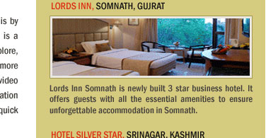 Lords Inn, Somnath, Gujrat