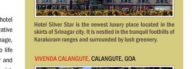 Hotel Silver Star, Srinagar, Kashmir