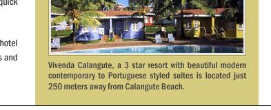 Vivenda Calangute, Calangute, Goa