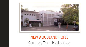 New Woodland Hotel