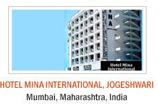 Hotel Mina International, Jogeshwari