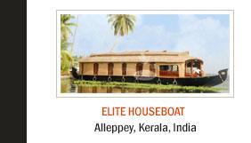 Elite Houseboat